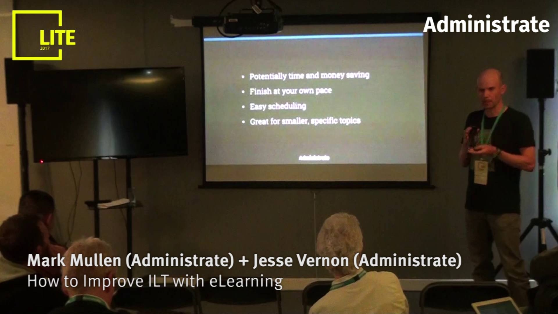 How to Improve ILT with eLearning [Mark Mullen & Jesse Vernon]