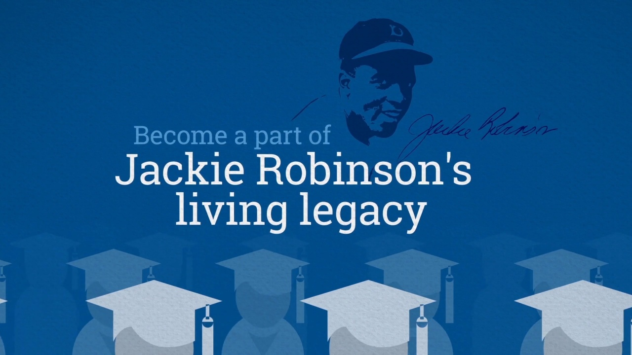 Apply Jackie Robinson Foundation