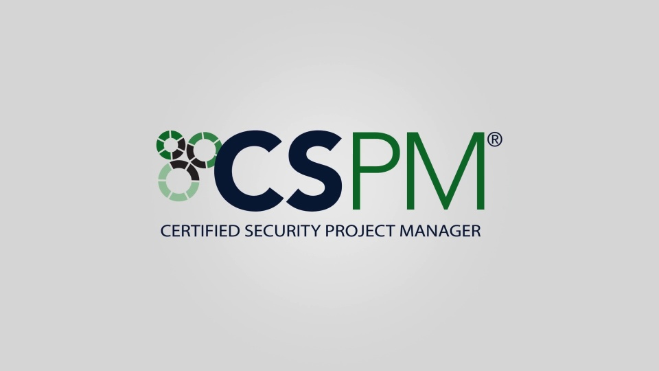 Certified Security Project Manager Cspm Certification Security
