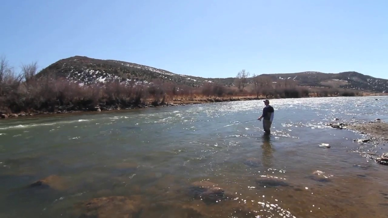 Fly Fishing:White River Colorado