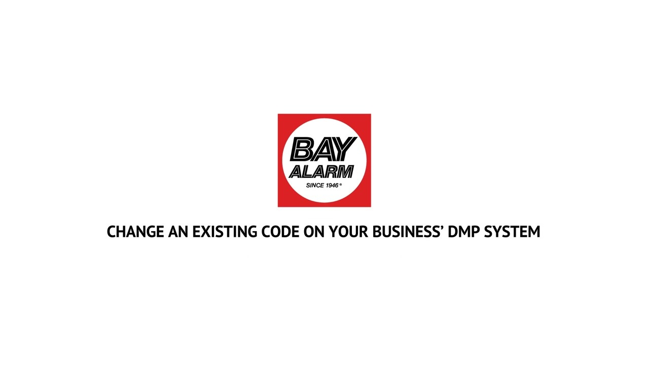 How to Change an Existing Code on Your Business's DMP System