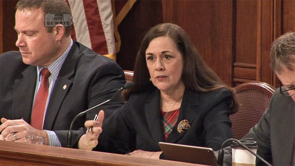 2/28/19 – Budget Hearing Q&A: Department of Corrections/Board of Probation  & Parole