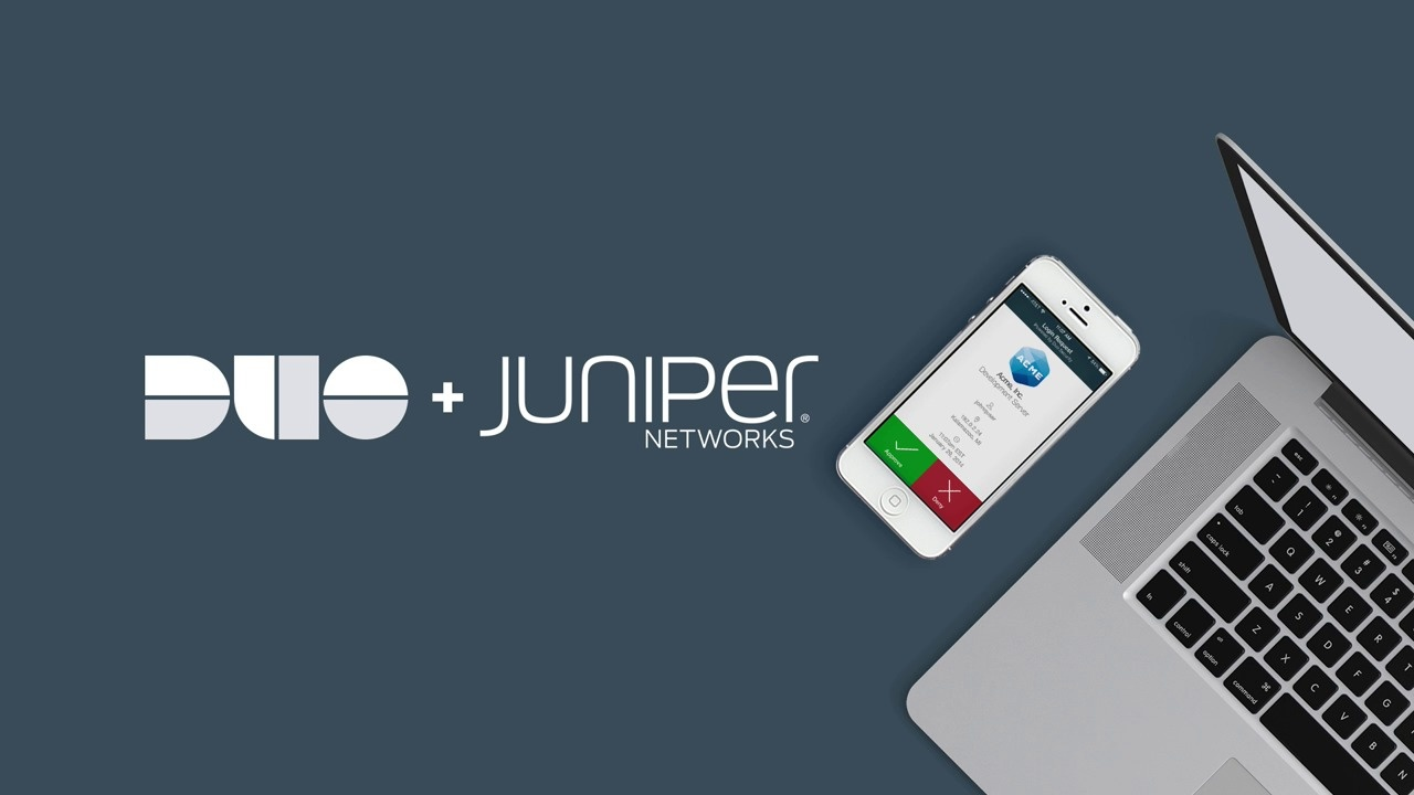 Get Two-Factor Authentication for Juniper VPN with Duo Security in 5 Minutes