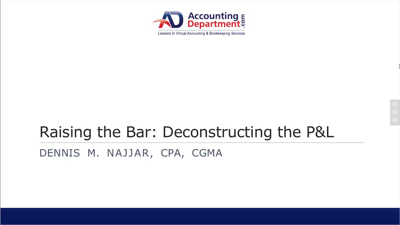 Webinars Accountingdepartment Accounting Services