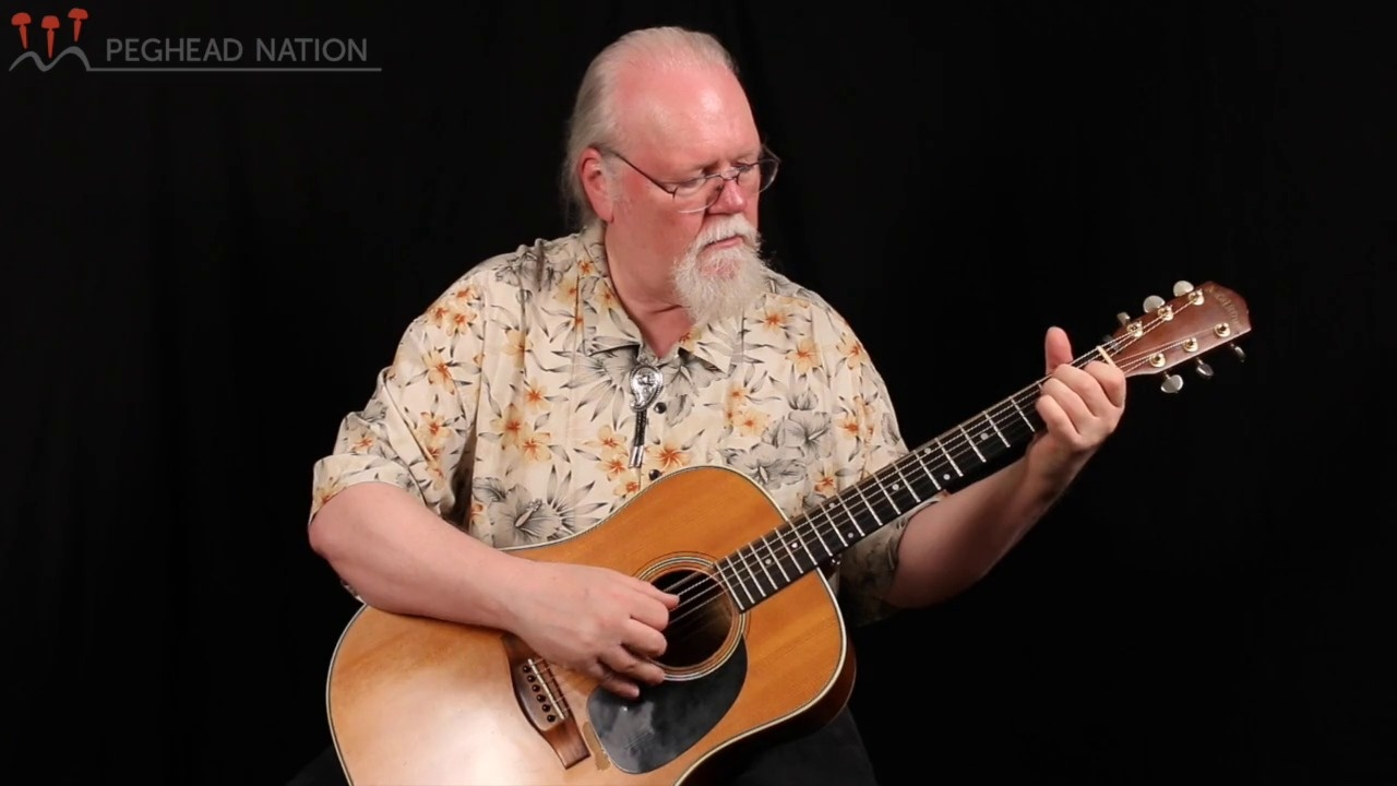 Fingerstyle Blues Course Intro