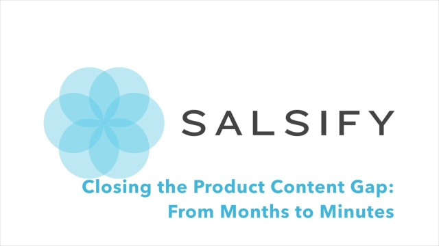 Wistia video thumbnail - Wrigley Walmart Product Content Transformation using Salsify