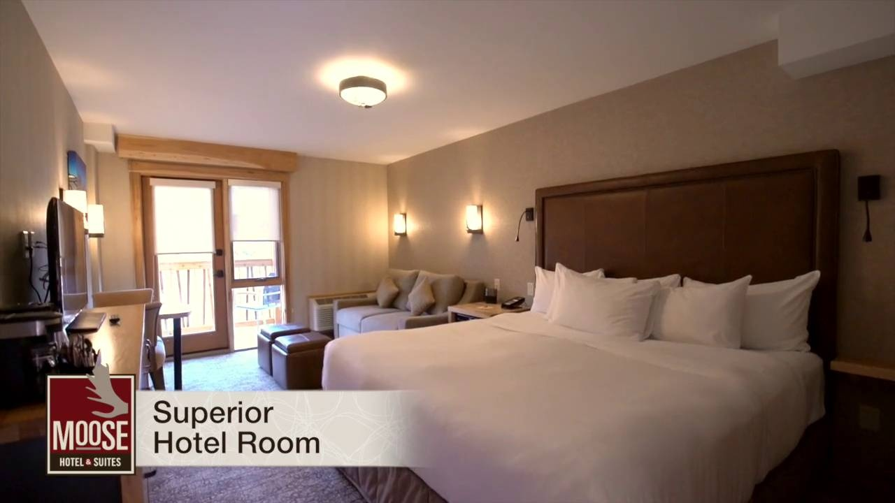 Superior Hotel Room Moose Suites Video Thumbnail