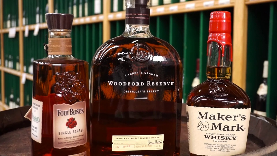 Wistia video thumbnail - America's Spirit: A Few Facts for the Bourbon Enthusiast
