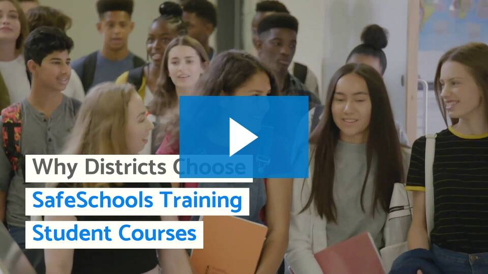 Safe Schools Training video