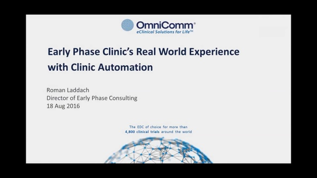 Wistia video thumbnail - TrialOne OmniComm & Quintiles Webinar