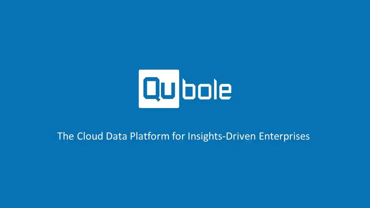 Data Warehouse Modernization - Big Data in the Cloud Success with Qubole on  Bare Metal Cloud