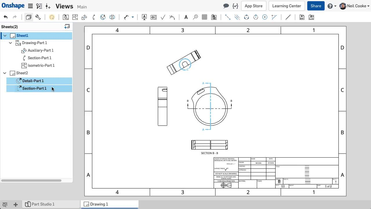 Improvements to Onshape - February 13th, 2018 — Onshape on