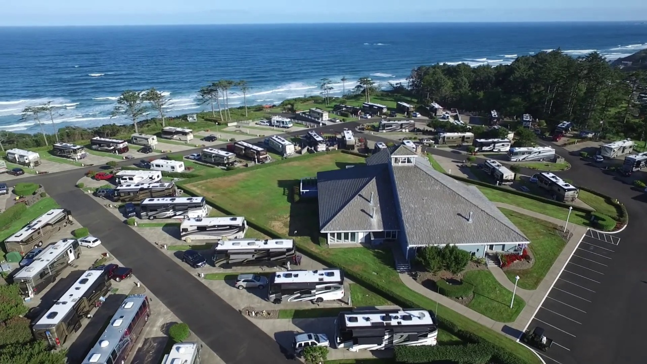 Pacific Shores Website Yaquina Head Video