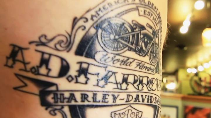 The Coolest Tattoo in the World!