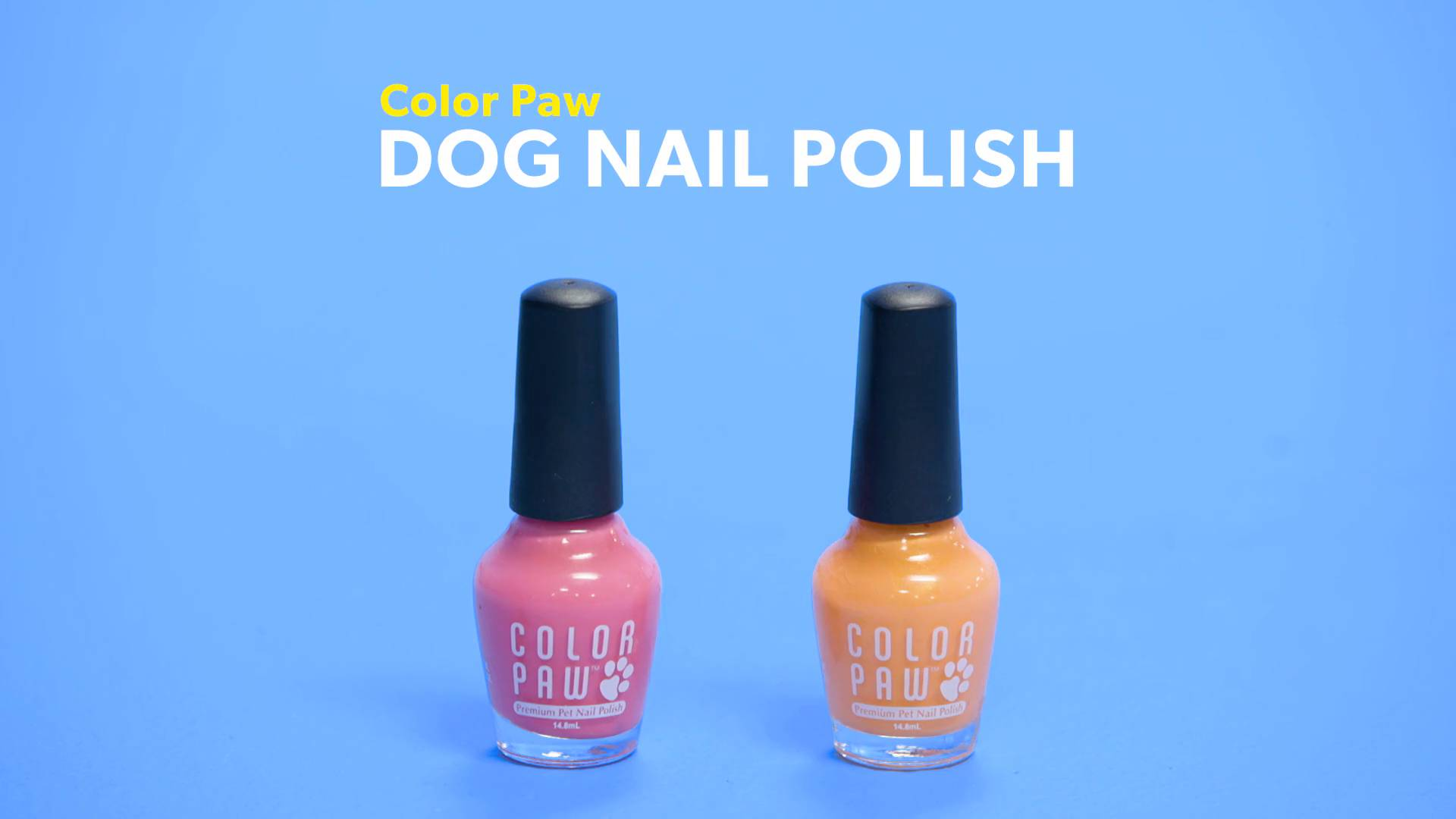 Color Paw Dog Nail Polish, Baby Pink - Chewy.com