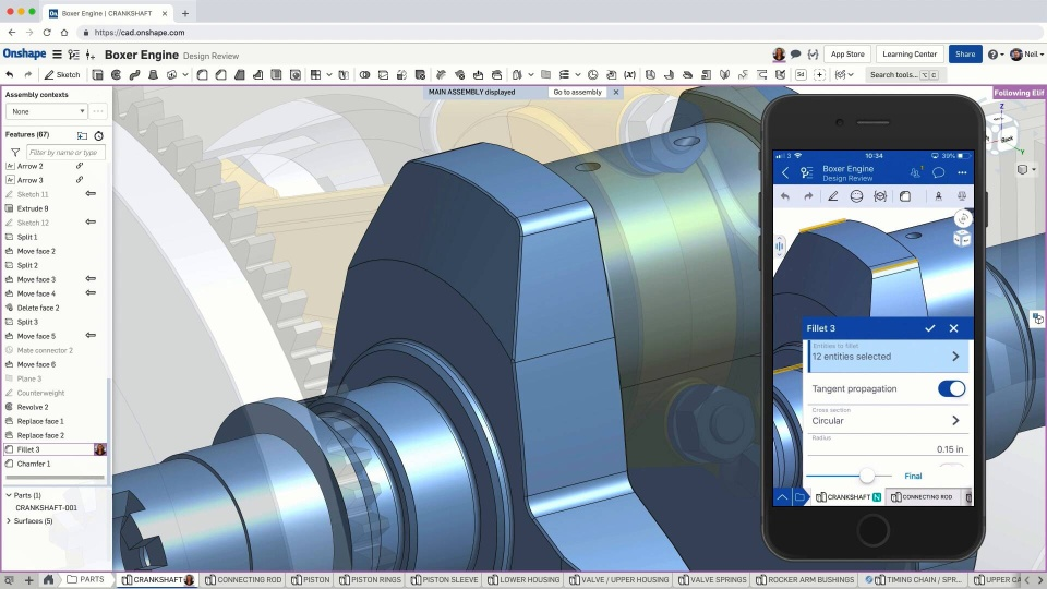 Onshape | Product Development Platform