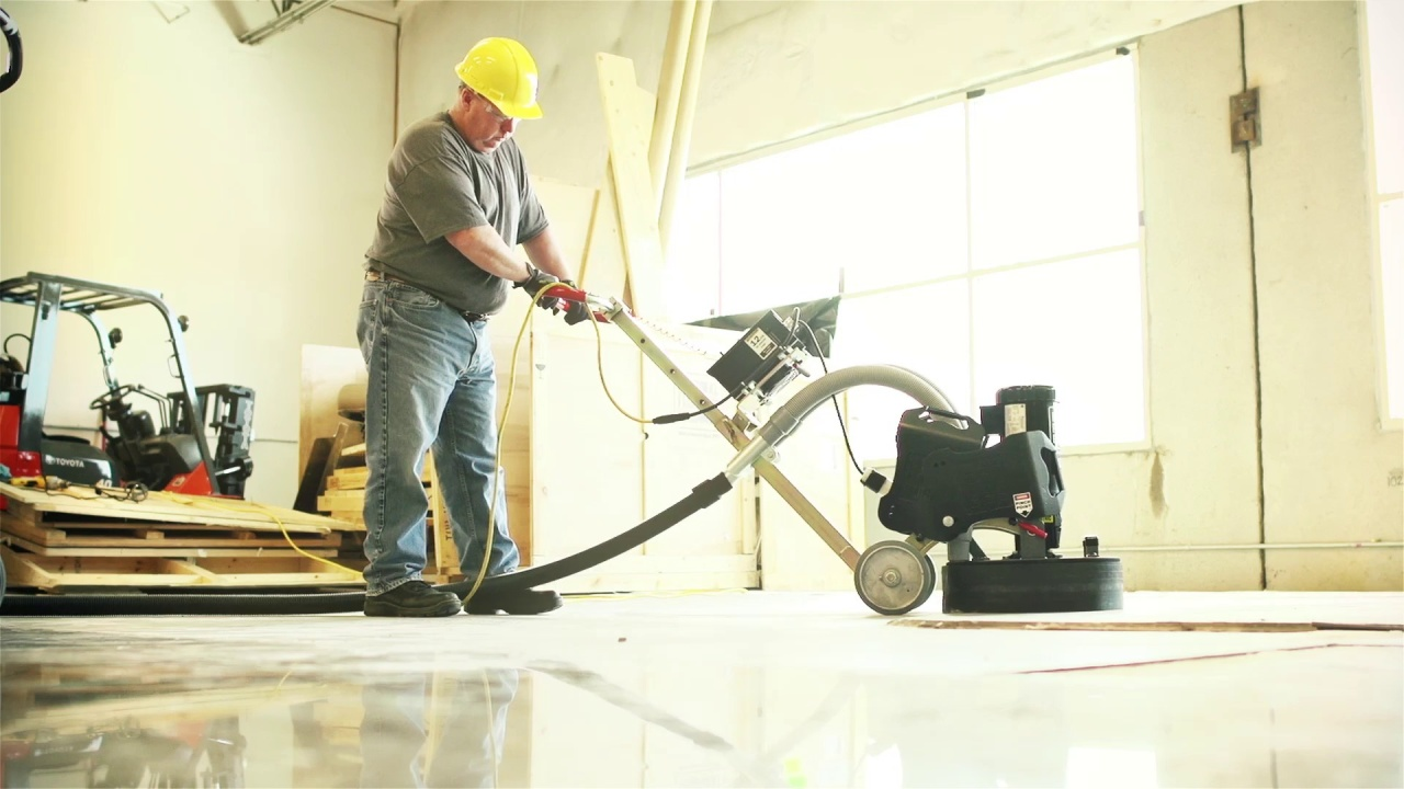 Surface Prep Floor Removal Equipment Carpet On Concrete Detail Under Wiring System National In Action