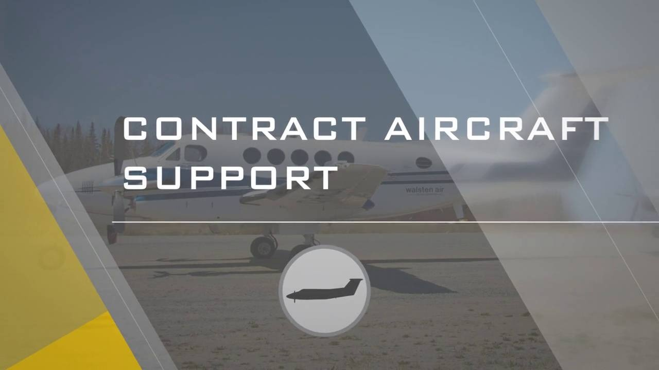 Contract Aircraft Support