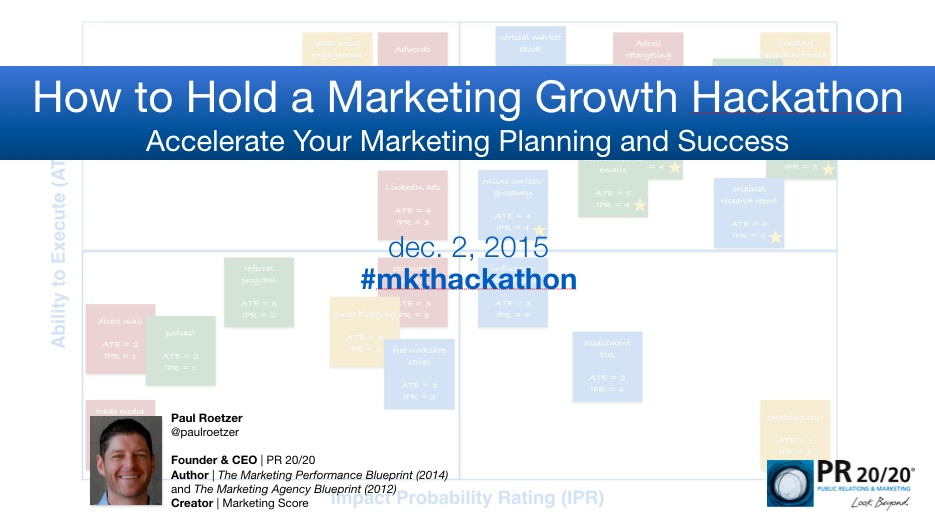 Marketing growth hackathon webinar recording video thumbnail malvernweather Image collections