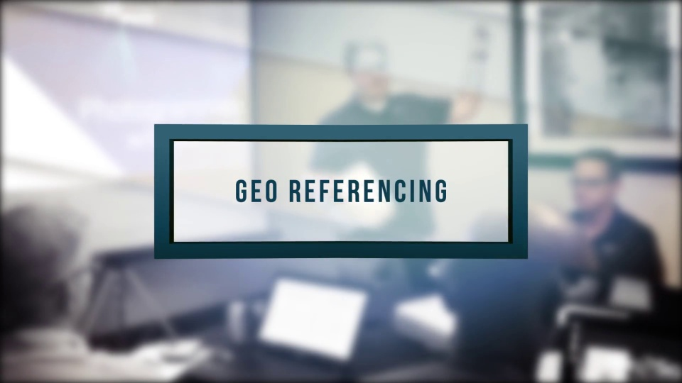 Comprehensive Mapping - Geo Referencing (5 of 14)