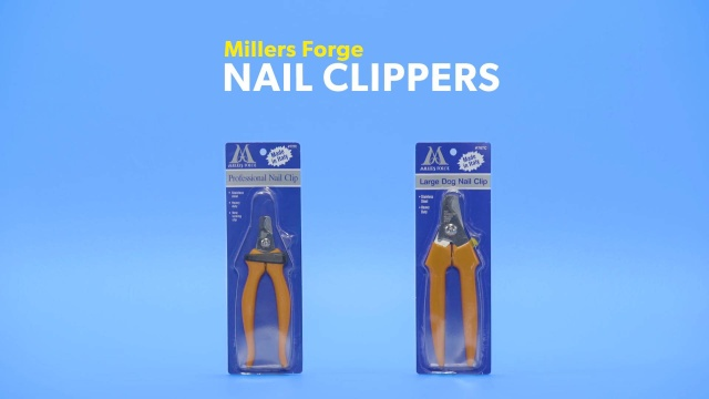 Millers Forge Nail Clipper, Medium