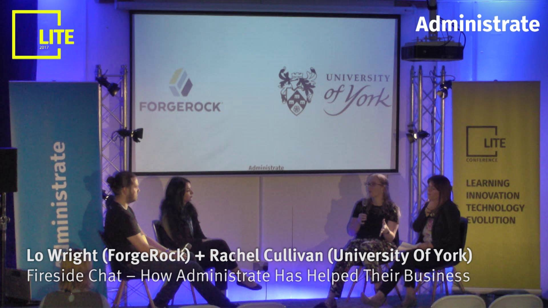 Fireside Chat – How Administrate Has Helped Their Business [Lo Wright & Rachel Cullivan