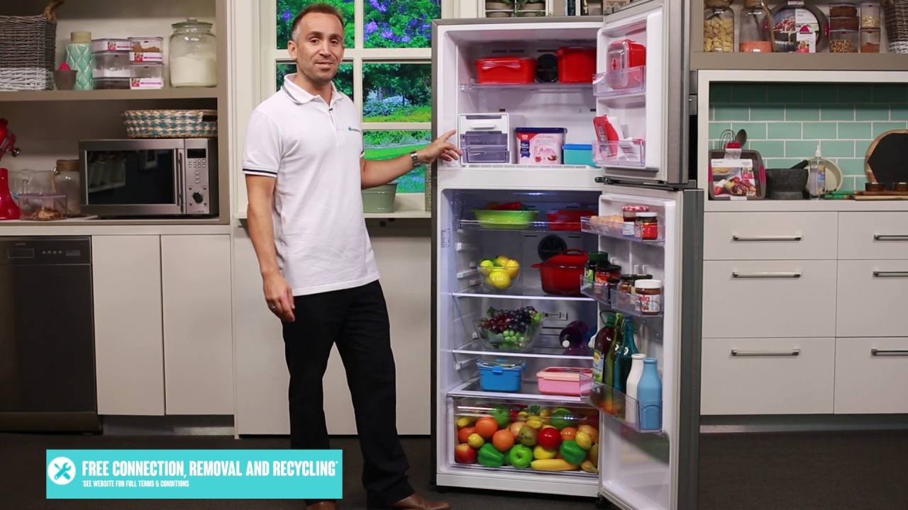 Samsung Sr400lstc 400l Top Mount Fridge With Twin Cooling Plus Microwave Sunbeam Wiring Diagram Video Thumbnail