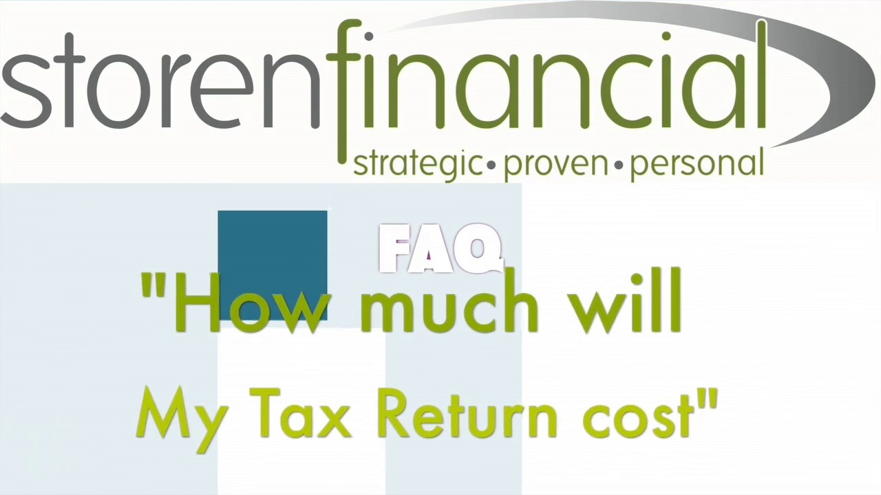 Storen Financial Group Pricing For Services Brownsburg And