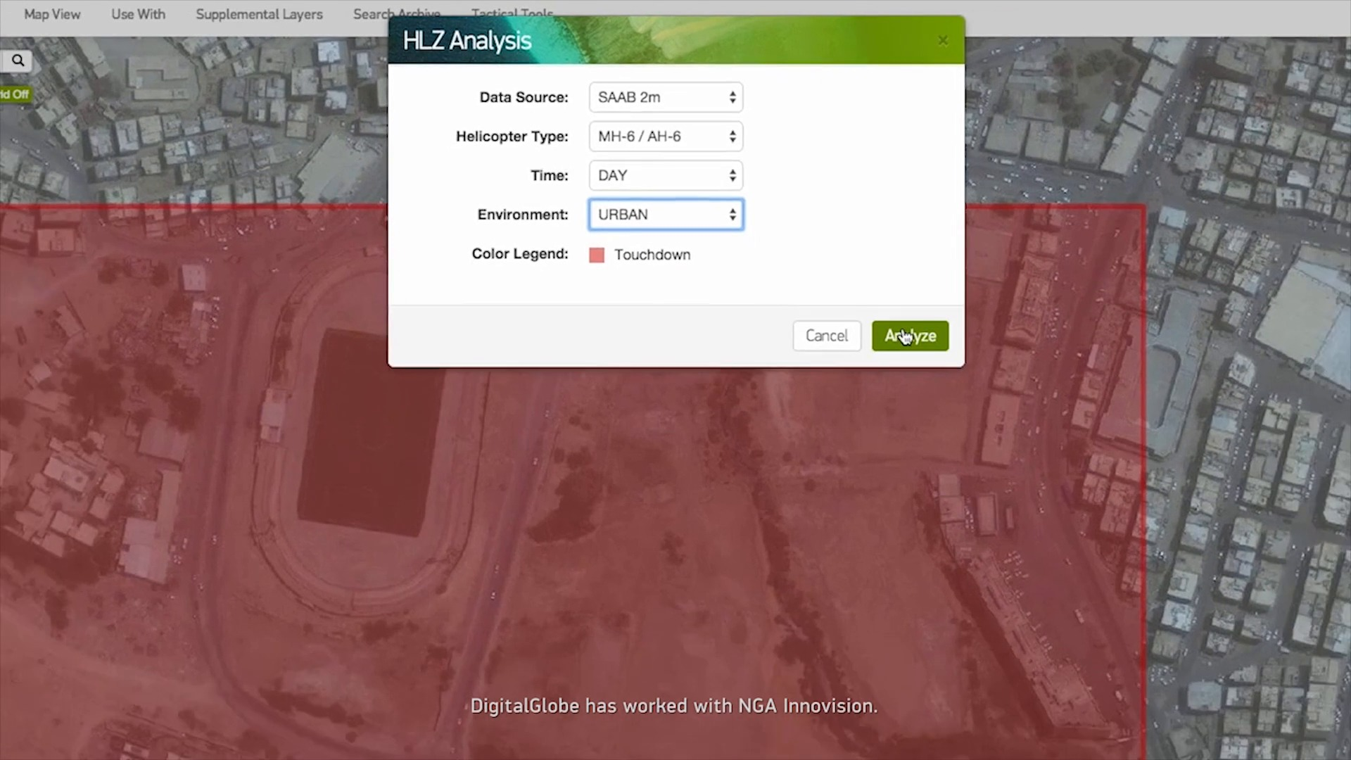 Elevation Mapping With Satellite Imagery DigitalGlobe