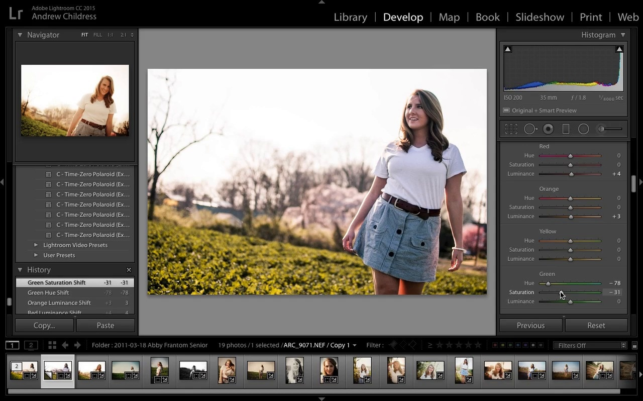 Adobe Lightroom Photo Editing Software The Best Photo Editing