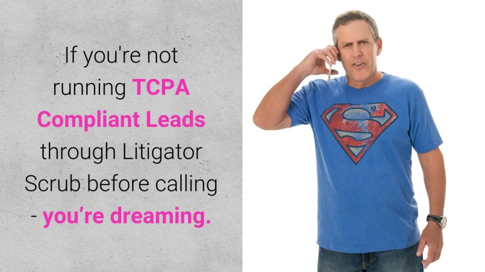 Wistia video thumbnail - Even TCPA Compliant Leads need Litigator Scrub