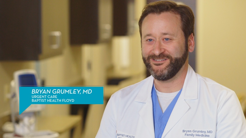 J Bryan Grumley Md Urgent Care New Albany Indiana In