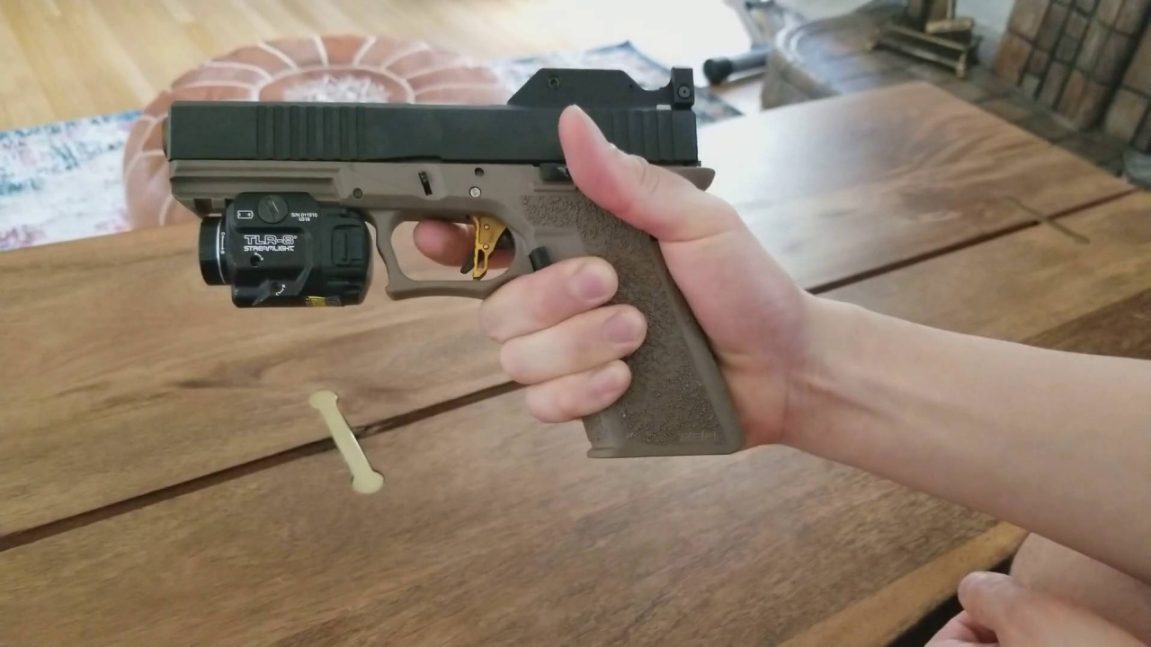 Best Glock Triggers 2019 Hands On Tested Pew Tactical Pistol Parts Diagram Color Coded Showing Frame Pins Springs Thumbnail Of A Wistia Video