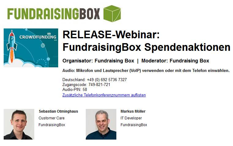 Wistia video thumbnail - RELEASE-Webinar FundraisingBox-Spendenaktionen (German)