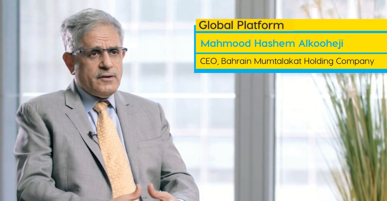 Mahmood Hashem Alkooheji: Bahrain - Bahrain looks locally and globally to  identify strong areas for investment