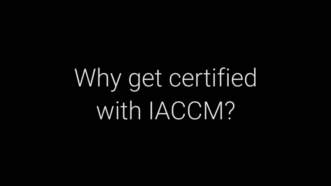 Training Certification Overview