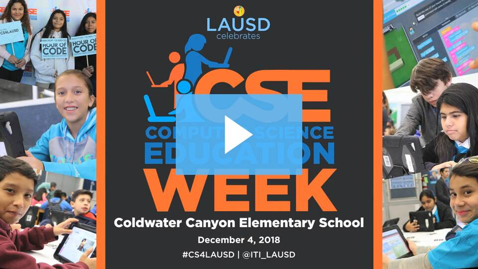 Coldwater Canyon ES
