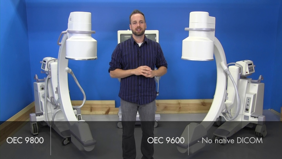 Wistia video thumbnail - OEC 9800 vs OEC 9600 C-Arm