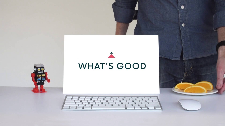 What's Good - Answer Bot, speak to sales