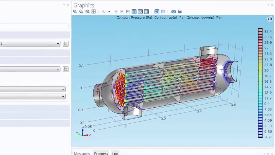 Heat Transfer Modeling Software for Analyzing Thermal Effects 7d6474195e