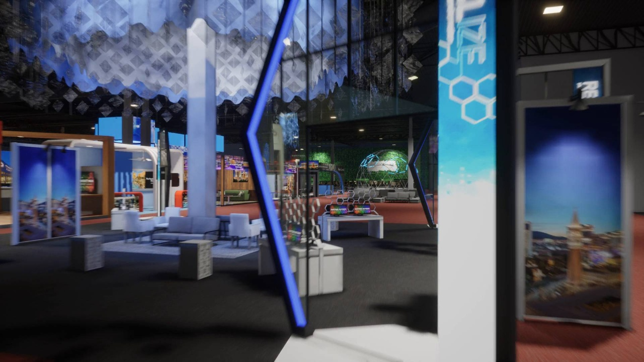 D Exhibition : Exhibition hall d sands expo® and venetian meetings