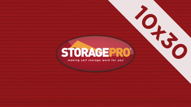 Wistia video thumbnail - 10x30 - StoragePro - Custom