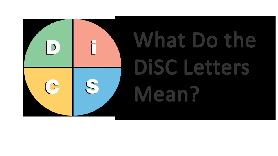 What Do The DiSC Letters Mean DiSC Training Hub