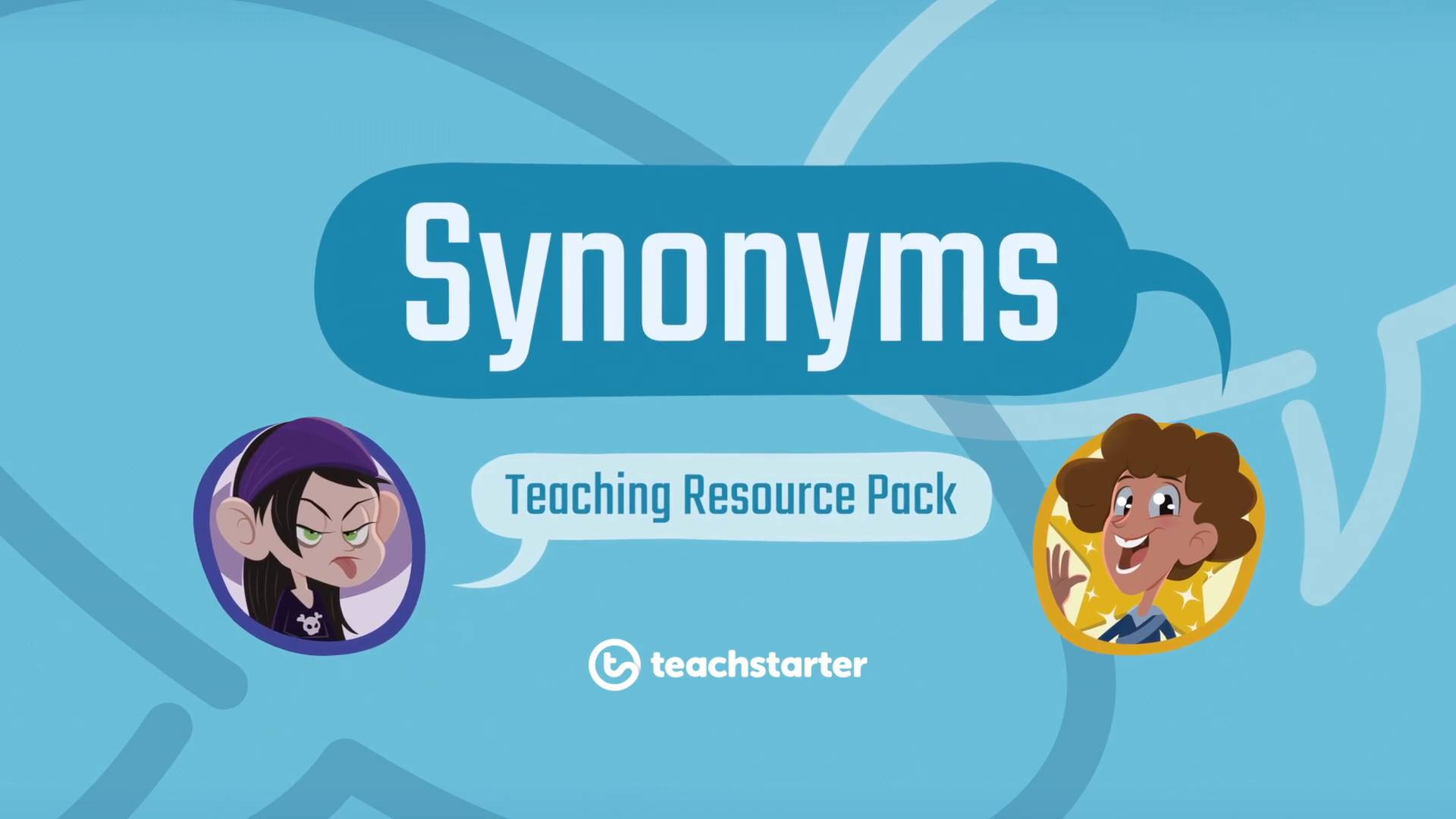 Teaching Synonyms In The Classroom Must Have Synonym Poster Jpg 1280x720 For Action Plan