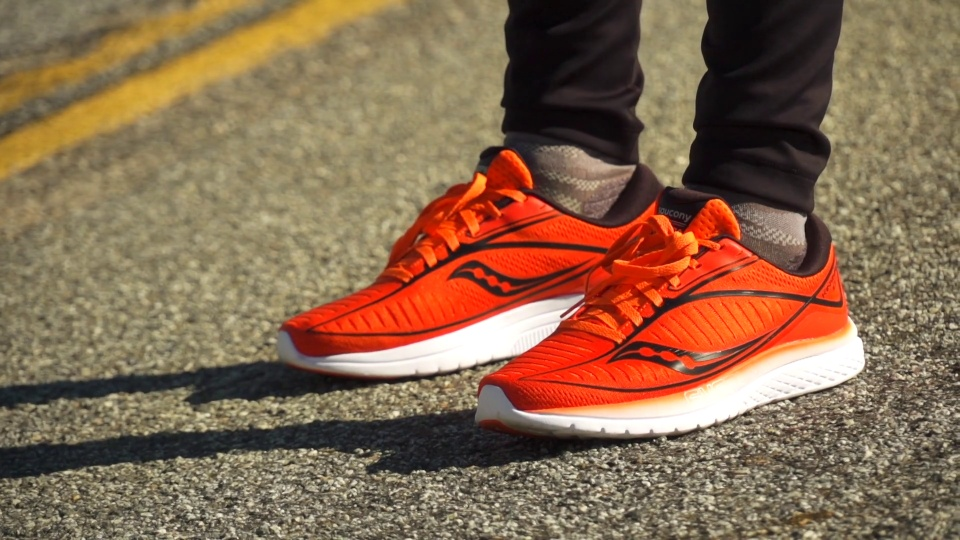 213affa6 Running Warehouse Shoe Review- Saucony Kinvara 10