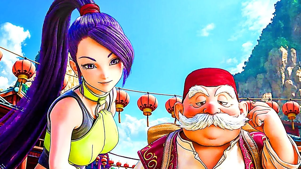 Dragon Quest XI: Echoes of an Elusive Age Trainer by cheathappens com
