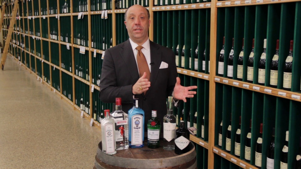 Wistia video thumbnail - What is London Dry Gin?