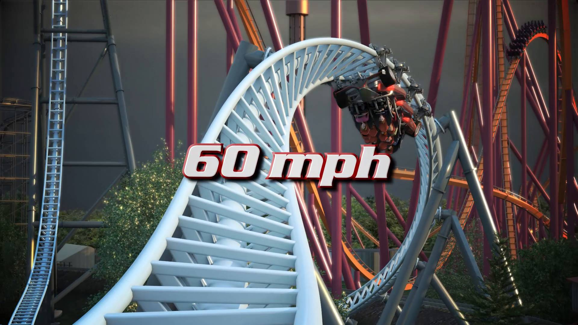 New roller coaster in Illinois to reach 78 mph in 2 seconds | KUTV