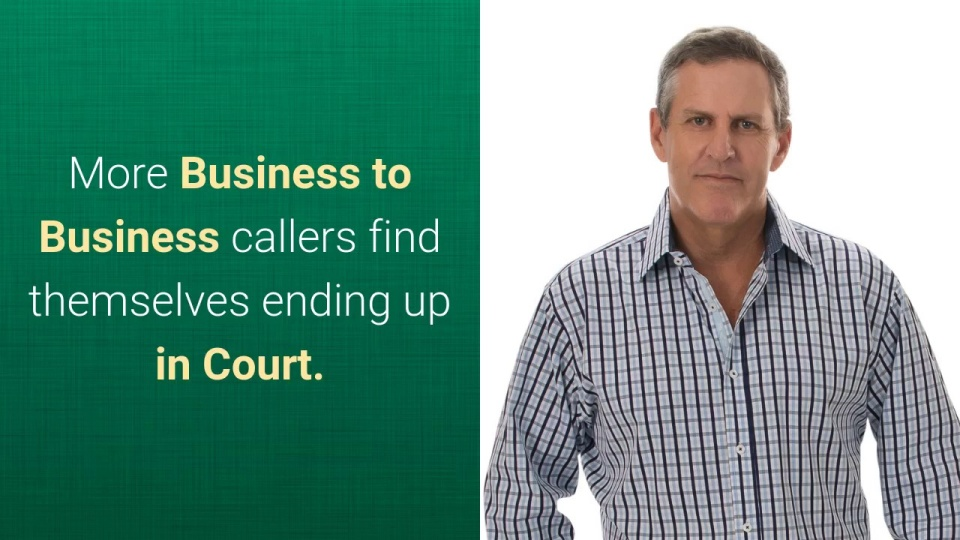 Wistia video thumbnail - How to help make Business to Business TCPA Compliant Calls.