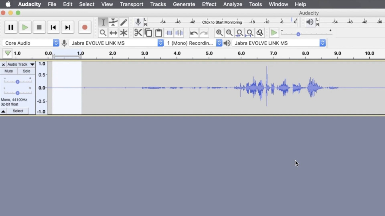 How to Reduce Audio Noise with Audacity